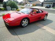 1990 Ferrari 348 35670 miles