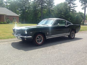 1965 Ford Mustang Fastback 2+2
