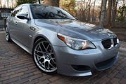 2006 BMW M5 5 SERIES M-EDITION