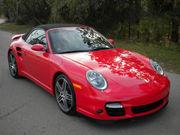 2009 Porsche 911Turbo Convertible 2-Door