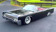 1961 Lincoln Continental Convertible