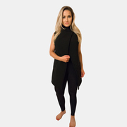 Michi Ignite Vest Black | Followers Fit