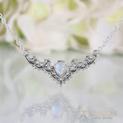 Moonstone Necklace - Iconic Delta