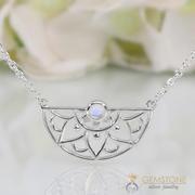 Moonstone Necklace - Adorned Aura