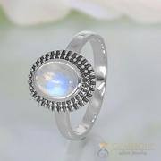 Moonstone Ring Wonderful Illusion